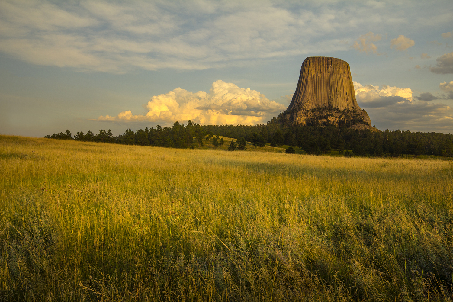 Devil's Tower, Wyoming - Ron Miller Marketing